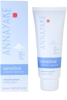 Annayake Sensitive Line Cleansing Foam with Soothing Effect