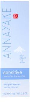 Annayake Sensitive Line pjena za čišćenje za smirenje kože lica