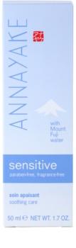 Annayake Sensitive Line pomirjujoča krema za občutljivo kožo