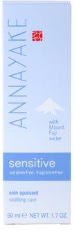 Annayake Sensitive Line upokojujúci krém pre citlivú pleť