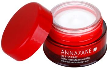 Annayake Ultratime crema antirid cu efect de refacere a densitatii pielii