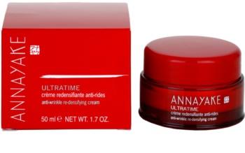 Annayake Ultratime Anti-Faltencreme zur Erneuerung der Hautdichte