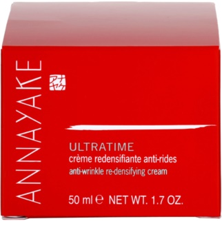 Annayake Ultratime Anti-Wrinkle Cream Restoring Skin Density