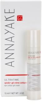 Annayake Ultratime gel-crema para contorno de ojos