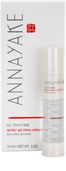 Annayake Ultratime gel-crème contour des yeux