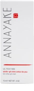 Annayake Ultratime Gel-Creme für die Augenpartien