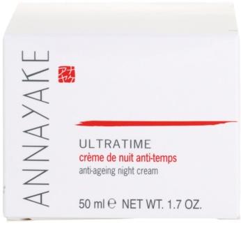 Annayake Ultratime Nachtcrème  tegen Huidveroudering