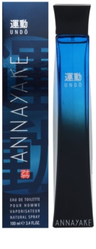 Annayake Undo Pour Homme eau de toilette per uomo 100 ml