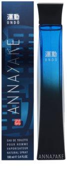 Annayake Undo Pour Homme eau de toilette pour homme 100 ml
