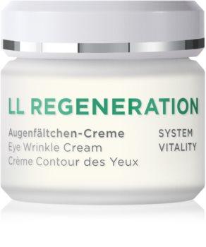 ANNEMARIE BÖRLIND LL Regeneration Augencreme gegen Falten
