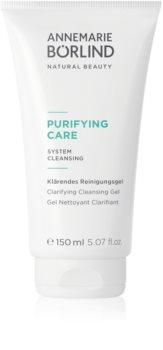 ANNEMARIE BÖRLIND Purifying Care čistilni gel za problematično kožo