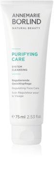 ANNEMARIE BÖRLIND Purifying Care Gesichtscreme für unreine Haut