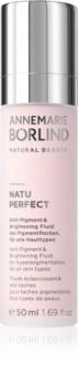ANNEMARIE BÖRLIND Special Care NatuPerfect fluid za osvetljevanje proti pigmentnim madežem