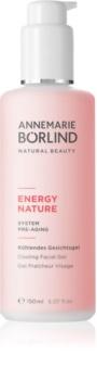 ANNEMARIE BÖRLIND Energynature kühlendes Gel gegen Hautalterung