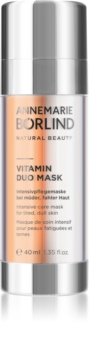 ANNEMARIE BÖRLIND AnneMarie Börlind Beauty Masks Vitamin-Gesichtsmaske