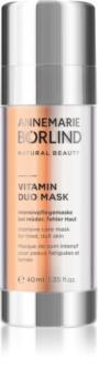 ANNEMARIE BÖRLIND Beauty Masks vitaminos arcmaszk