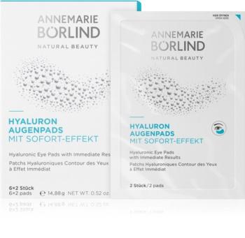 ANNEMARIE BÖRLIND Eye & Lip Care Hyaluron-Feuchtigkeitsmaske für den Augenbereich