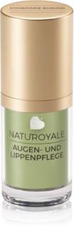 ANNEMARIE BÖRLIND AnneMarie Börlind Naturoyale Creme für den Augenbereich und die Lippen für reife Haut