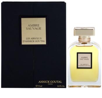 Annick Goutal Ambre Sauvage Eau de Parfum Unisex 75 ml