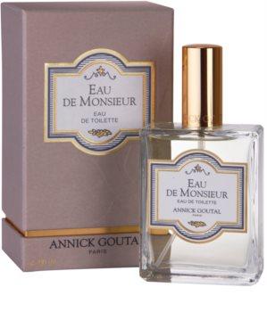 Annick Goutal Eau de Monsieur toaletná voda pre mužov 100 ml