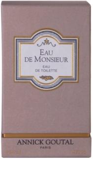Annick Goutal Eau de Monsieur Eau de Toillete για άνδρες 100 μλ