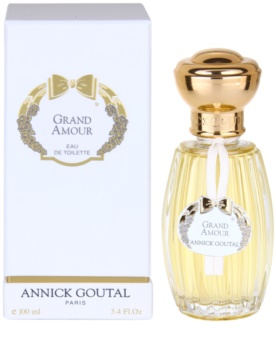 Annick Goutal Grand Amour Eau de Toilette für Damen 100 ml