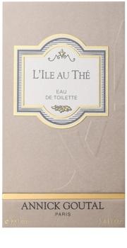 Annick Goutal L'lle Au Thé Eau de Toilette für Herren 100 ml
