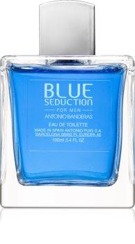 Antonio Banderas Blue Seduction toaletna voda za muškarce