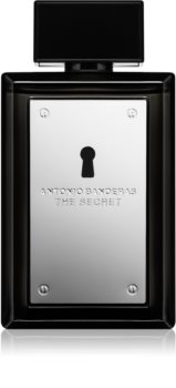 Antonio Banderas The Secret eau de toilette para hombre 100 ml