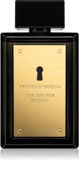 Antonio Banderas The Golden Secret eau de toilette pour homme