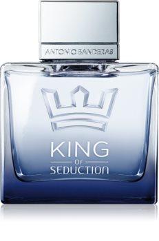 Antonio Banderas King of Seduction eau de toilette uraknak 100 ml