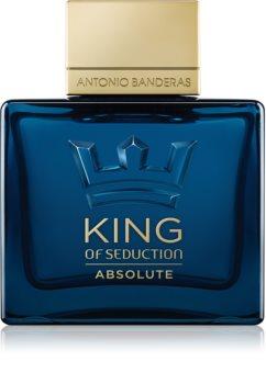 Antonio Banderas King of Seduction Absolute toaletna voda za muškarce