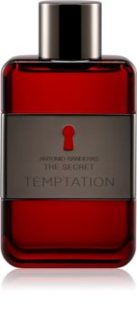Antonio Banderas The Secret Temptation eau de toilette for Men