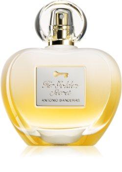 Antonio Banderas Her Golden Secret eau de toilette for Women