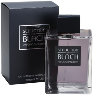 Antonio Banderas Seduction in Black toaletna voda za muškarce 200 ml
