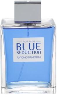 Antonio Banderas Blue Seduction Eau de Toilette para homens 100 ml