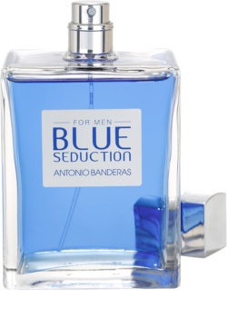 Antonio Banderas Blue Seduction Eau de Toillete για άνδρες 100 μλ