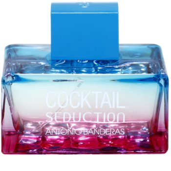 Antonio Banderas Cocktail Seduction Blue eau de toilette pentru femei 100 ml