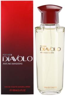 Antonio Banderas Diavolo Eau de Toilette for Men 100 ml