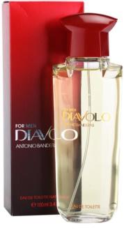 Antonio Banderas Diavolo eau de toilette férfiaknak 100 ml
