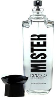 Antonio Banderas Diavolo Mister Eau de Toilette for Men 100 ml