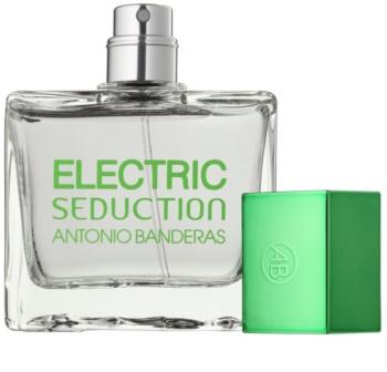 Antonio Banderas Electric Seduction In Black Eau de Toilette Für Herren 100 ml