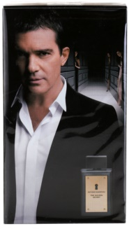 Antonio Banderas The Golden Secret Eau de Toilette para homens 100 ml