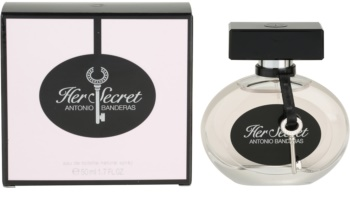 Antonio Banderas Her Secret eau de toilette for Women