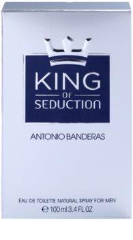 Antonio Banderas King of Seduction woda toaletowa dla mężczyzn 100 ml