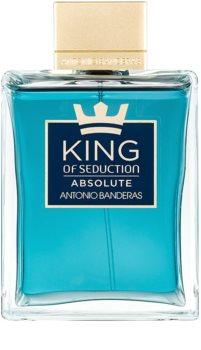 Antonio Banderas King of Seduction Absolute тоалетна вода за мъже 200 мл.