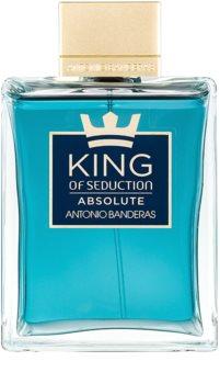 Antonio Banderas King of Seduction Absolute eau de toilette per uomo 200 ml