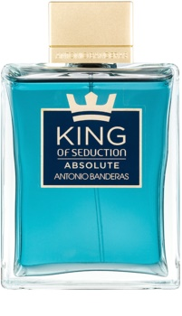 Antonio Banderas King of Seduction Absolute toaletna voda za moške 200 ml