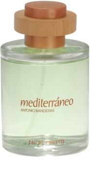 Antonio Banderas Meditteráneo Eau de Toilette für Herren 100 ml