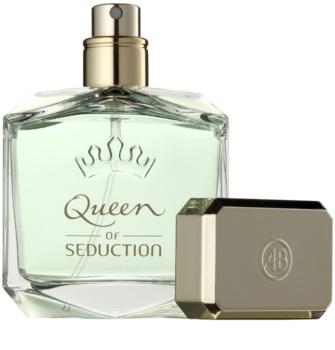 Antonio Banderas Queen of Seduction eau de toilette para mujer 80 ml